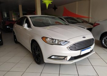 FORD FUSION 2.0 ECOBOOST SEL (AUT) 2018